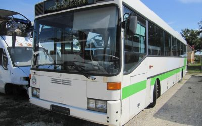 Mercedes Citaro busz