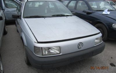 VW Passat III